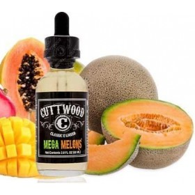 Cuttwood Likit Mega Melons 60ml