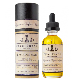 Five Pawns Bowden's Mate Premium Likit 60ml