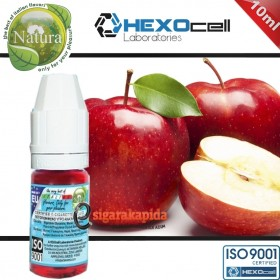 Natura Red Apple Elektronik Sigara Likiti