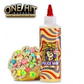 One Hit Wonder Likit Police Man 180ml