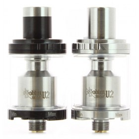 Goblin Mini V2 RTA Tank Atomizer - 3ml